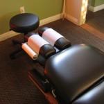 chiropractic adjustment bench